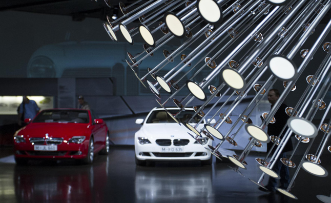"BMW Invites you to ""Stroke"" its Museum Cars"