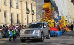 GMC Helps Bring Macy's Parade Home