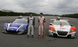 Honda Super GT Race Car Hoonage – Video