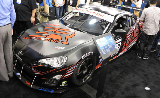 TGIF[R-S]: The Most Important Car at SEMA 2012