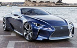 Two Coupe Lexus Plan Could Mark Brand's Lithium-Ion Revolution