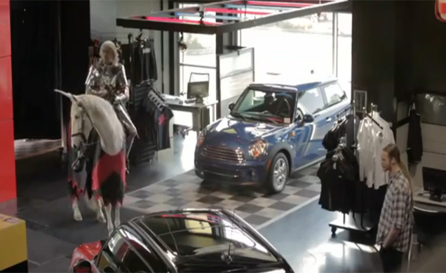 MINI USA Proves That It's Not Normal