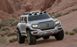 2025 Mercedes G-Class Previewed in Ener-G-Force Concept