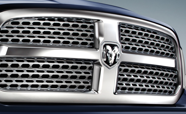 2013 RAM 1500 Gets Over 300 Mopar Accessories