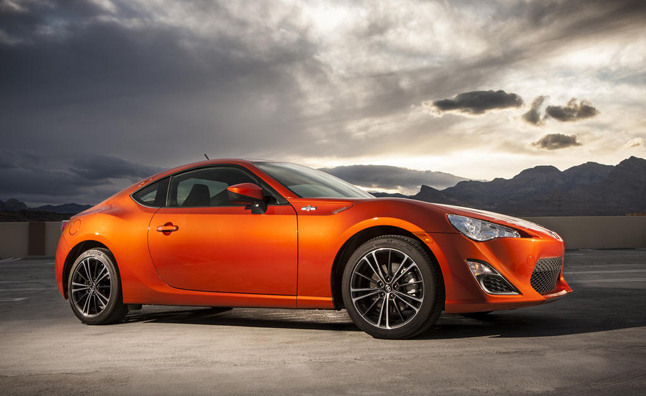 Toyota GT86 Could Get KERS Hybrid Setup