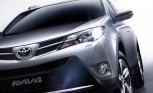 2013 Toyota RAV4 Leaks Before LA Auto Show Reveal