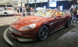 Aston Martin Vanquish Makes 2012 LA Auto Show Reveal