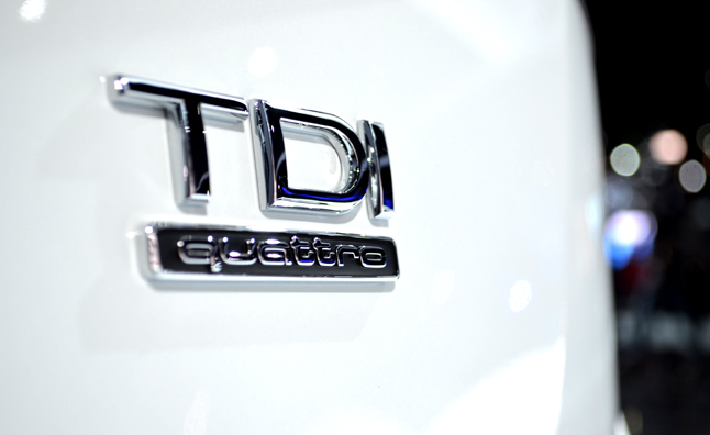 Audi 3.0L Diesel Video, First Look: 2012 LA Auto Show