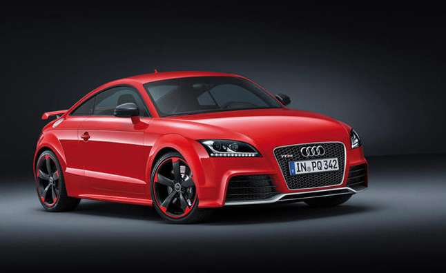 Audi TT Super-Lightweight Model Under Development
