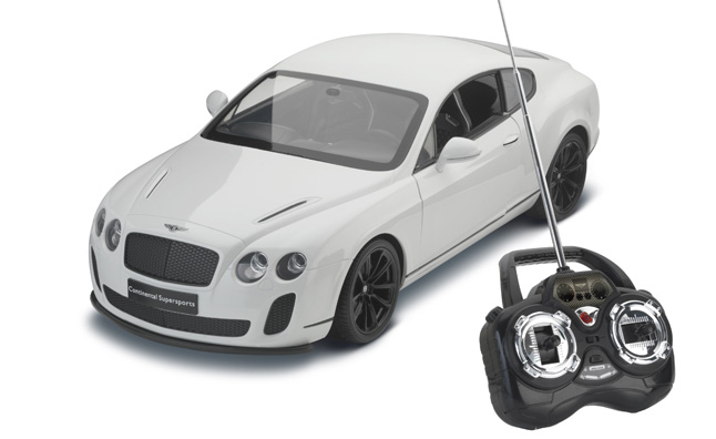 Bentley Announces 2012 Collection for the Holidays