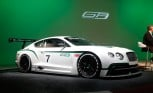 Bentley Continental GT3 Makes North American Debut: 2012 LA Auto Show
