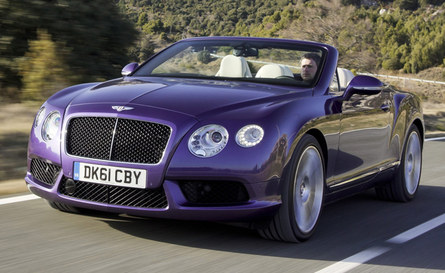 Bentley EXP 9 SUV Updates Coming, Continental GT to Get Radical Styling Changes