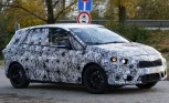 BMW 1 GT Spy Photos Show First Front-Drive Bimmer