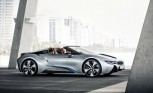 New BMW i Concept, i8 Roadster Heading to 2012 LA Auto Show