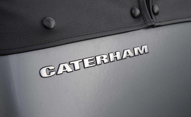 Caterham Considering Supercar, Eyes Asian Market