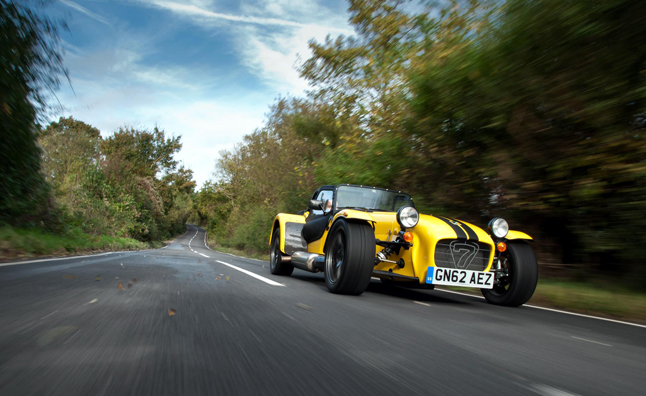 Caterham Seven Supersport R Revealed with New Engine