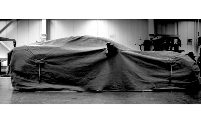 2014 Chevrolet Corvette Teased… Again