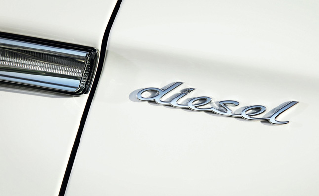 American Diesel Sales Increase Over 25 Percent in 2012