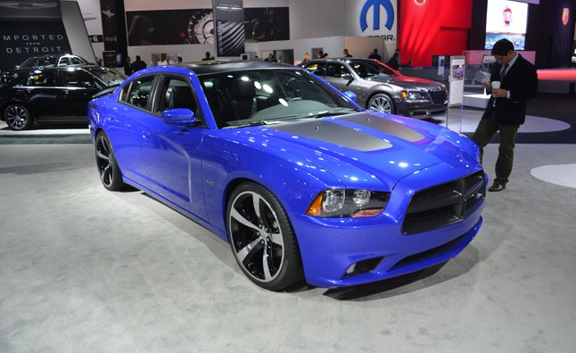 2013 Dodge Charger Daytona Debuts at 2012 LA Auto Show