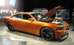 Dodge Charger Juiced Concept Video, First Look: 2012 SEMA Show