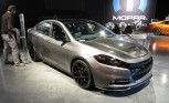 Dodge Dart Concept Cars Video, First Look: 2012 SEMA Show