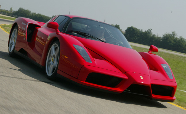 Ferrari Enzo Successor Detailed