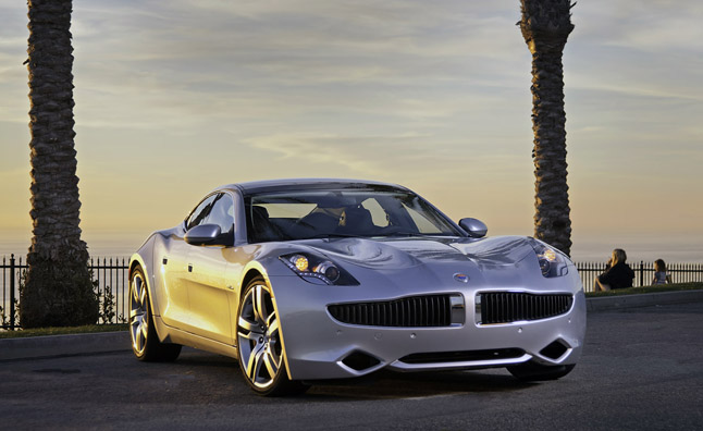 Fisker Reports $30 M Loss in N.J. Port From Sandy