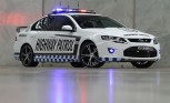 Limited Edition Ford Falcon GT is Australia's Most Powerful Police Car
