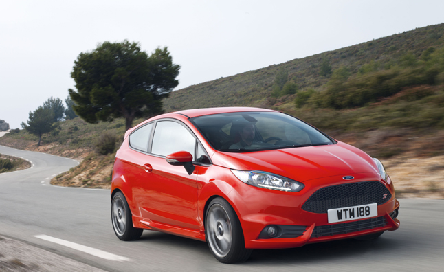 Ford Fiesta ST to Make 180 HP