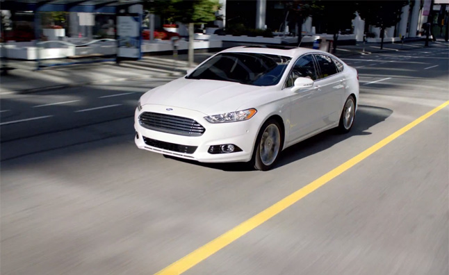 Ford Fusion Gets All New Advertising Campaign – Video
