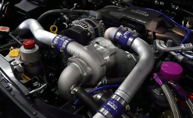 Scion FR-S Supercharger Kit by HKS Shows Impressive Gains – Video