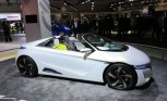Honda EV-STER at LA Auto Show Hints at Future Production Model