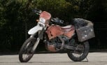 Honda Motorbike Featured in 007 Skyfall Up for Auction