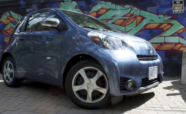 2012, 2013 Scion iQ Recalled: 11,200 Units Affected