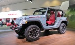 Jeep Wrangler Rubicon Turns 10, Throws a Party in Los Angeles