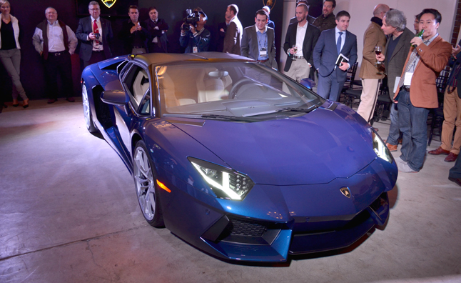 Top 10 Cars of the 2012 LA Auto Show
