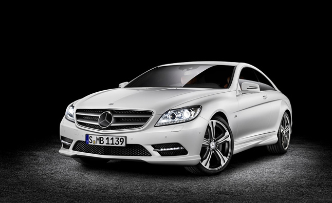 2014 Mercedes-Benz CL-Class Details Released
