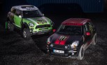 MINI Countryman Headed to Dakar as Service Car