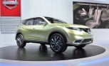Nissan Hi-Cross Concept Previews Brand's SUV Future