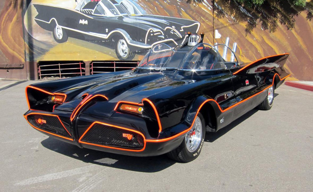 Original 1966 Batmobile Heading to Barrett-Jackson Auction