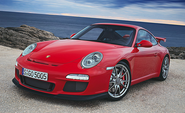 2010 Porsche 911 GT3 Recalled in Canada for Rear Hub Failure