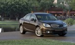 2014 Buick Verano Slated for 1.6L Turbo