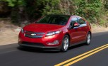 Chevrolet Volt Sales Dip in November
