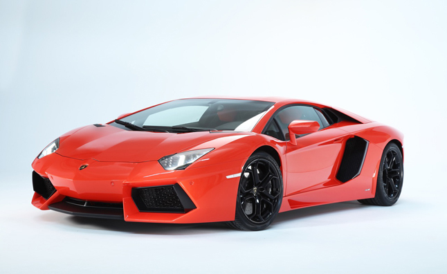 Lamborghini Aventador Recalled for Headlight Problem