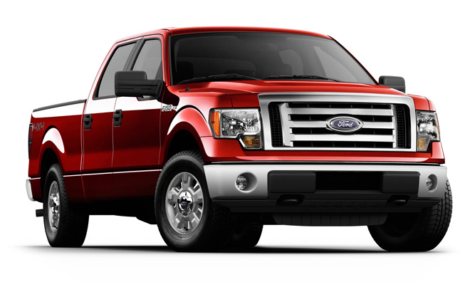 One in Every 340 Canadians Bought a Ford F-Series this Year