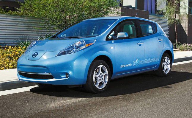 Leaf Sales Strategy 'A Bit Arrogant' Nissan Exec Says
