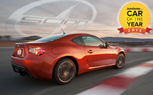 2013 AutoGuide.com Car of the Year: the Scion FR-S