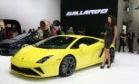 Lamborghini Gallardo LP-560-4 Ushers Model Exit