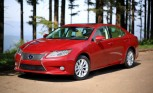 2013 Lexus ES Grabs NHTSA Five-Star Rating