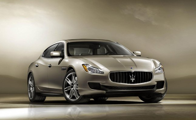 2014 Maserati Quattroporte Engine Specs Revealed